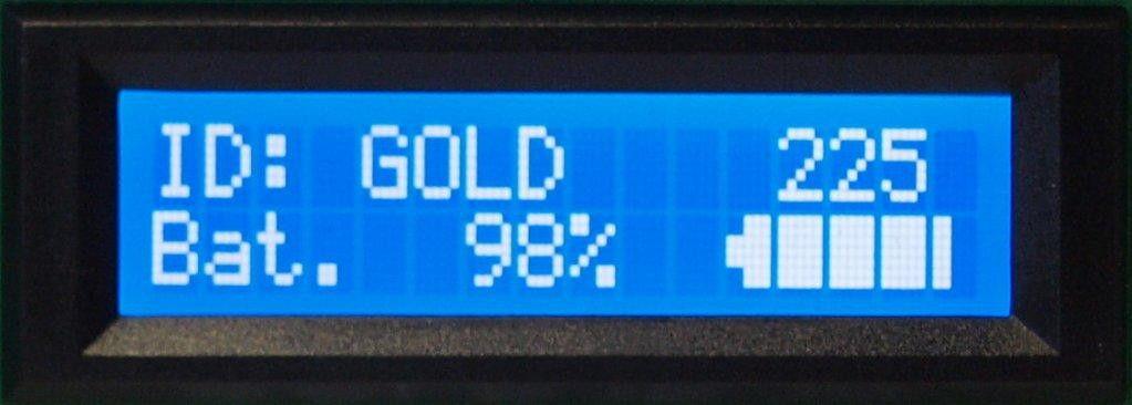 GOLD ID-Display-gold