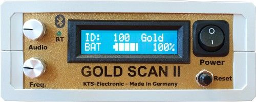 gold-scan-ii-electronic-unit