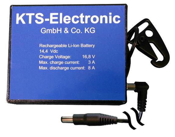KTS-Electronic GPA 3000 DR Accu pack