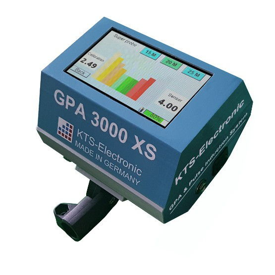 GPA 3000 XS electronic unit