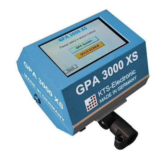 GPA 3000 XS electronic unit2